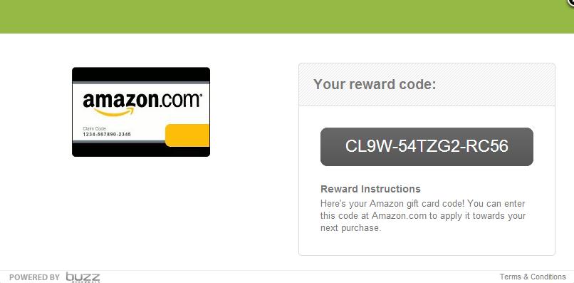 Amazon gift card code free online / Car wash voucher